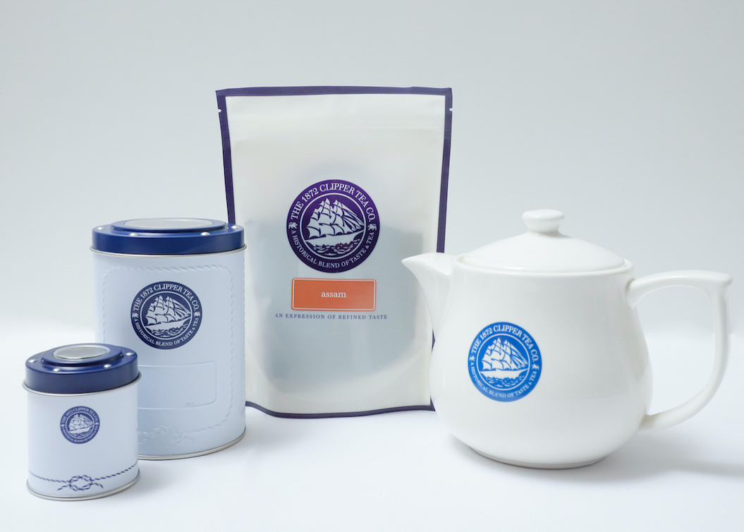 THE 1872 CLIPPER TEA 紅茶輸入販売